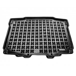 TAPIS DE COFFRE CAOUTCHOUC SKODA YETI depuis 2009 with a toll set located in the trunk
