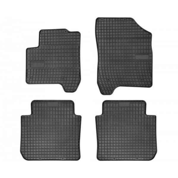 tapis de sol caoutchouc premium citroen c3 picasso depuis 2009. Black Bedroom Furniture Sets. Home Design Ideas