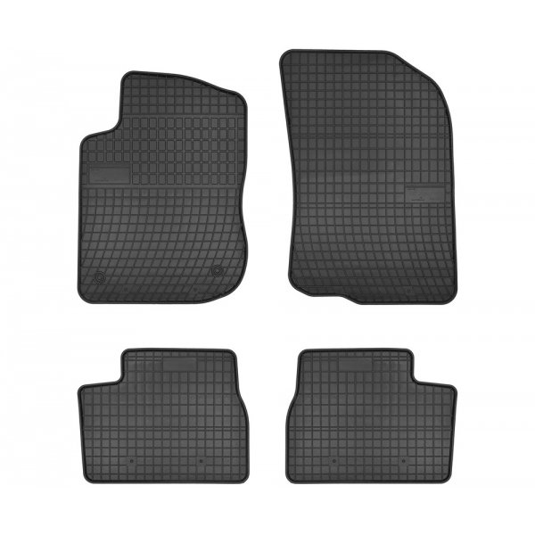 tapis de sol caoutchouc premium peugeot 2008 depuis 2012. Black Bedroom Furniture Sets. Home Design Ideas