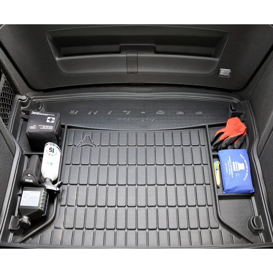 tapis de coffre caoutchouc vw golf vii break depuis 2013. Black Bedroom Furniture Sets. Home Design Ideas