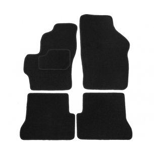 tapis auto mazda mazda 3 2003 2009 tapis de voiture sol et coffre. Black Bedroom Furniture Sets. Home Design Ideas