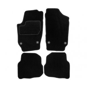 TAPIS DE SOL VELOUR Vw Polo IV 2002-2009