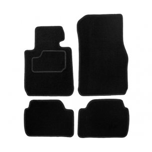 tapis auto bmw s rie 1 f20 depuis 2011 tapis de voiture sol et coffre. Black Bedroom Furniture Sets. Home Design Ideas
