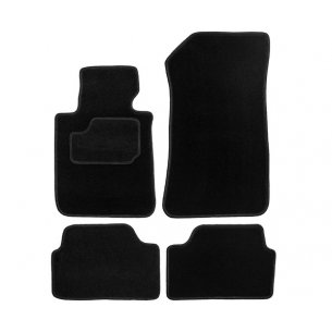 tapis auto bmw s rie 1 e87 2004 2011 tapis de voiture sol et coffre. Black Bedroom Furniture Sets. Home Design Ideas