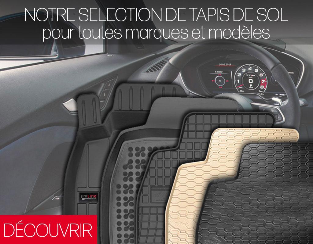Tapis pour C Max les s/érie 2003/2010/tapis de voiture avec logo et seuils